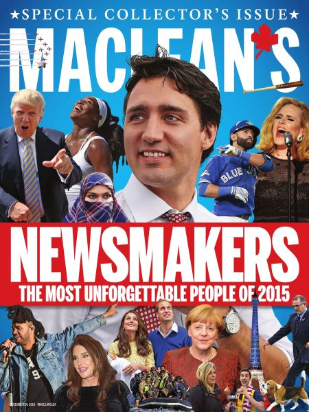 Issue: - December 2015 | Maclean's
