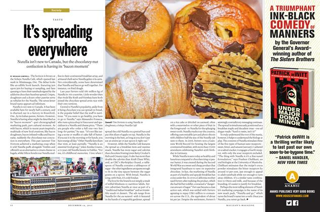 Article Preview: It's spreading everywhere, December 7 2015 | Maclean's