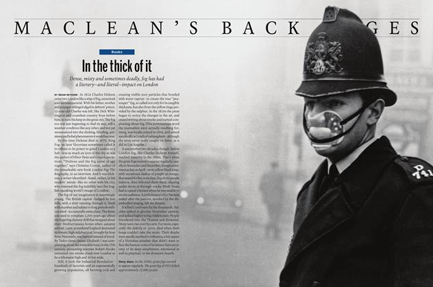 Article Preview: In the thick of it, December 7 2015 | Maclean's