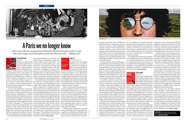 Article Preview: BEATLEBONE, December 21 2015 | Maclean's