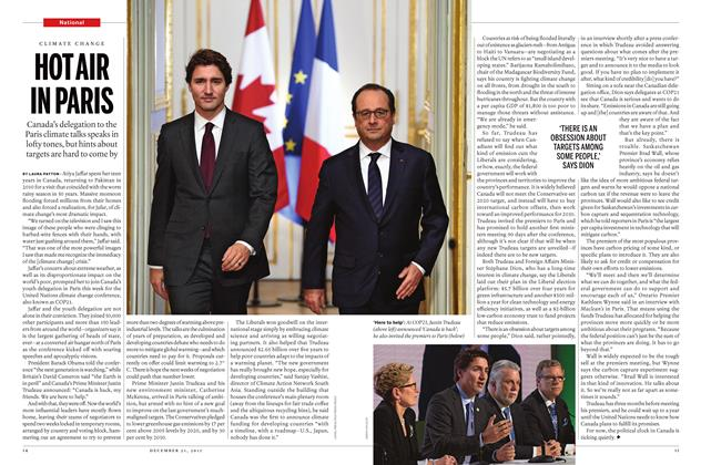 Article Preview: HOTAIR IN PARIS, December 21 2015 | Maclean's