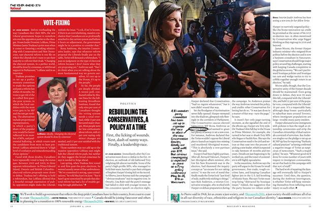 Article Preview: VOTE-FIXING, JANUARY 4 2015 | Maclean's