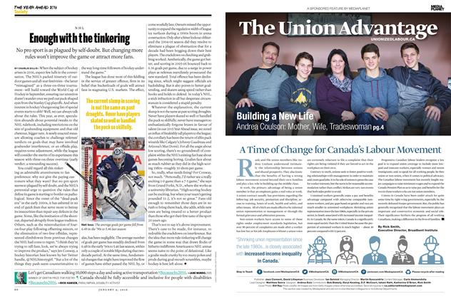 Article Preview: Enough with the tinkering, JANUARY 4 2015 | Maclean's