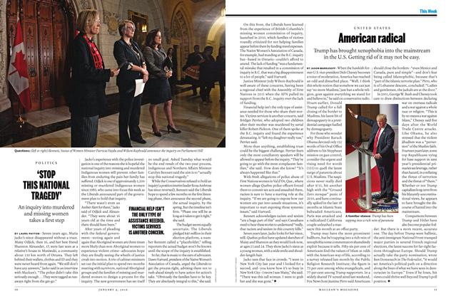 Article Preview: American radical, JANUARY 4 2015 | Maclean's