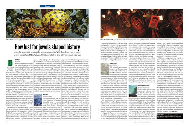 Article Preview: How lust for jewels shaped history, January 11 2016 | Maclean's