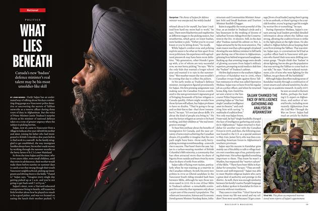 Article Preview: WHAT LIES BENEATH, January 18 2016 | Maclean's