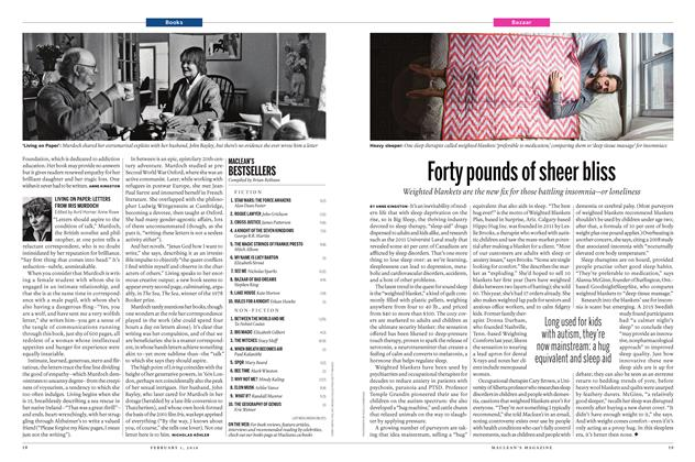 Article Preview: Forty pounds of sheer bliss, February 1 2016 | Maclean's
