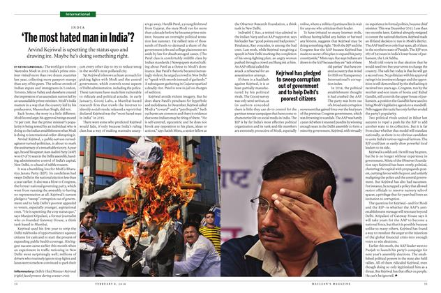 Article Preview: 'The most hated man in India'?, February 2016 | Maclean's