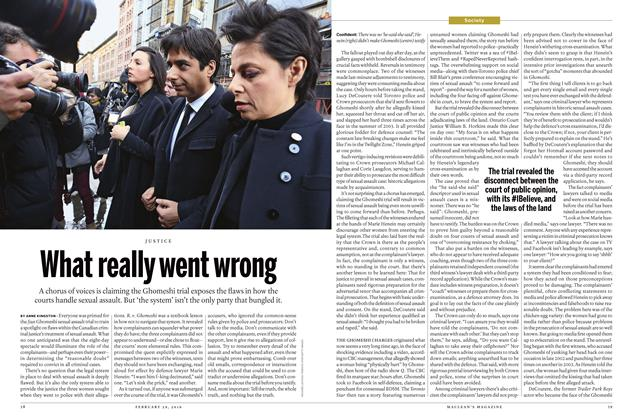 Article Preview: What really went wrong, February 2016 | Maclean's
