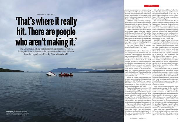 Article Preview: 'That's where it really hit. There are people who aren't making it.', March 7 2016 | Maclean's