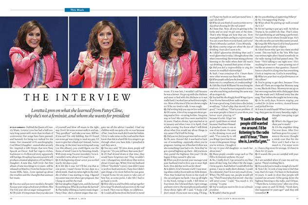 Article Preview: THE INTERVIEW, March 7 2016 | Maclean's