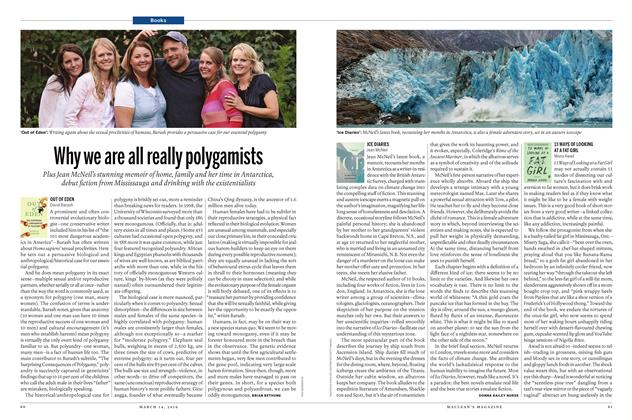 Article Preview: Why we are all really polygamists, March 14 2016 | Maclean's