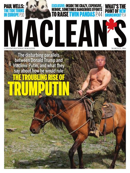 Issue: - March 2016 | Maclean's