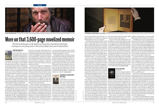 Article Preview: THE MAKING OF SHAKESPEARE'S FIRST FOLIO Emma Smith, March 21 2016 | Maclean's