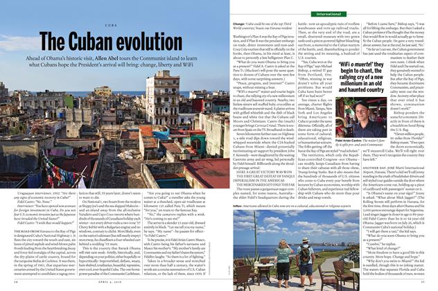 Article Preview: The Cuban evolution, April 4 2016 | Maclean's