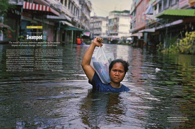 Article Preview: Swamped, April 18 2016 | Maclean's