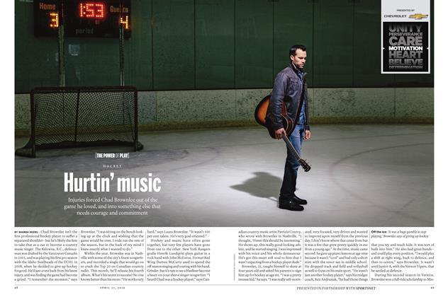 Article Preview: Hurtin' music, April 25 2016 | Maclean's
