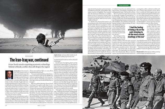 Article Preview: The Iran-Iraq war, continued, May 2 2016 | Maclean's