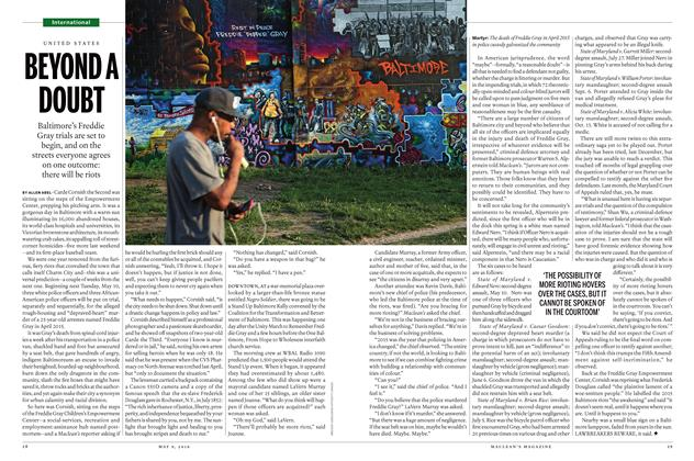 Article Preview: BEYOND A DOUDT, May 9 2016 | Maclean's