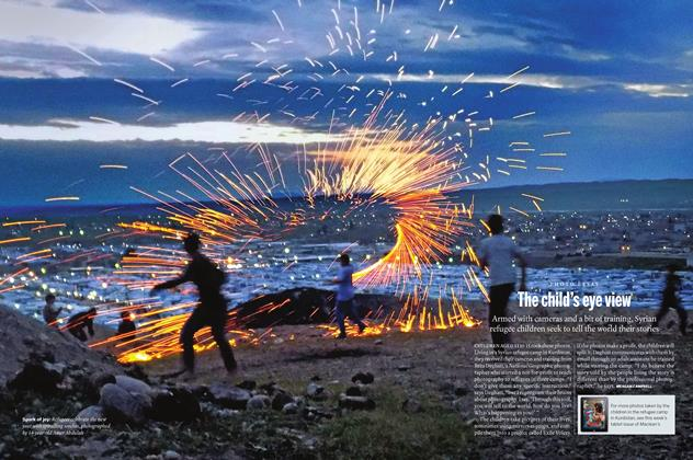 Article Preview: The Child'S eye View, May 9 2016 | Maclean's