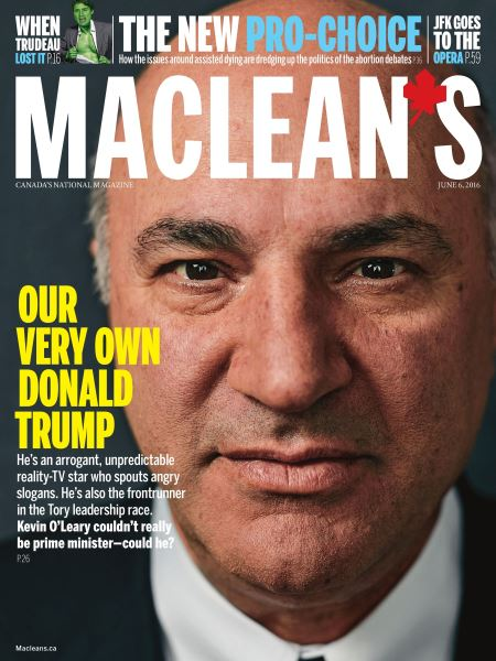 Issue: - June 6, 2016 | Maclean's