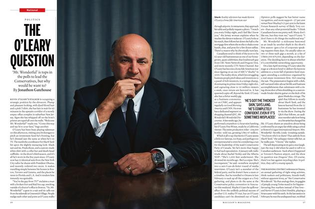 Article Preview: THE O'LEARY QUESTION, June 6 2016 | Maclean's