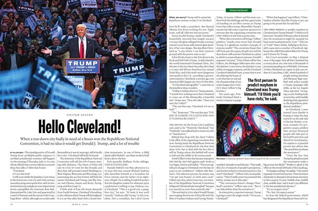 Article Preview: Hello Cleveland!, June 6 2016 | Maclean's