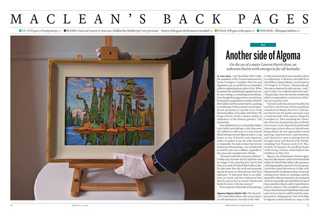 Article Preview: Another side of Algoma, June 6 2016 | Maclean's