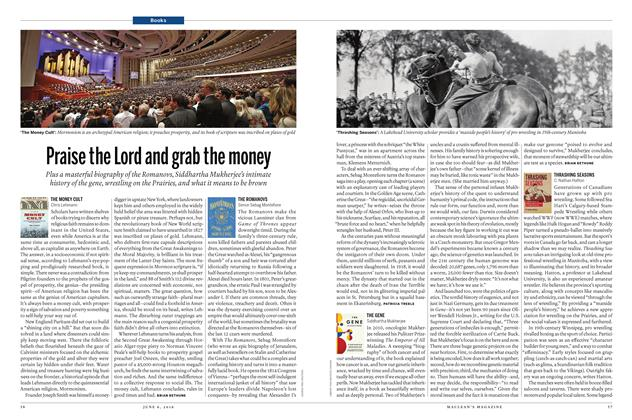 Article Preview: Praise the Lord and grab the money, June 6 2016 | Maclean's