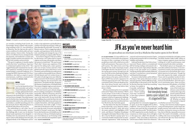 Article Preview: JFK as you've never heard him, June 6 2016 | Maclean's
