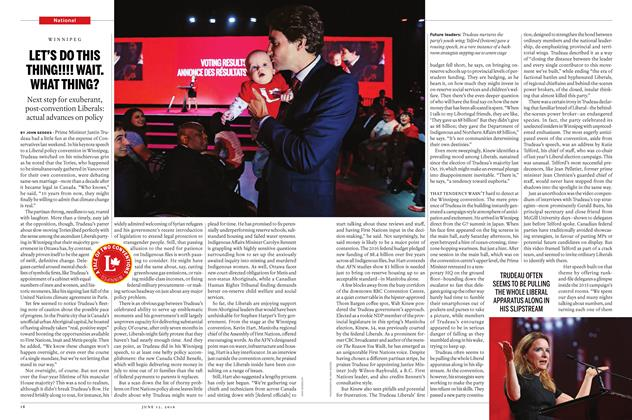Article Preview: LET'S DO THIS THING!!!! WAIT. WHAT THING?, June 13 2016 | Maclean's