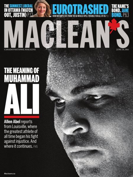Issue: - June 20, 2016 | Maclean's