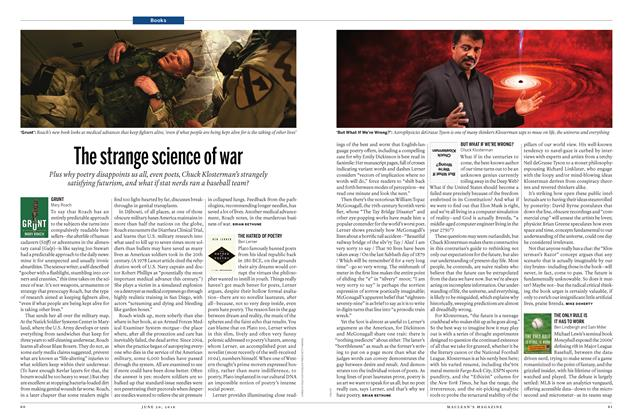 Article Preview: The strange science of war, June 20 2016 | Maclean's