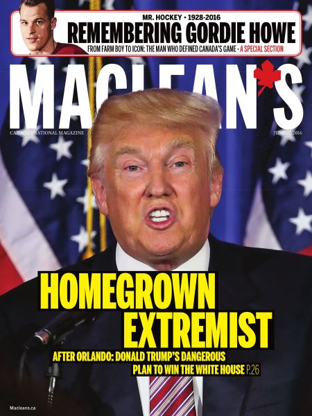 Issue: - June 2016 | Maclean's