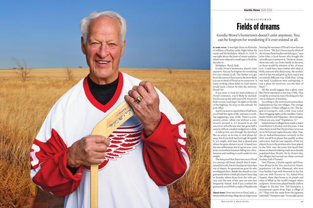 Article Preview: Fields of dreams, June 2016 | Maclean's