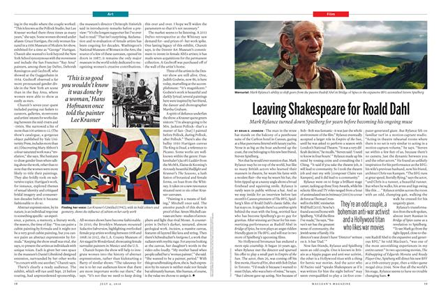 Article Preview: Leaving Shakespeare for Roald Dahl, July 2016 | Maclean's
