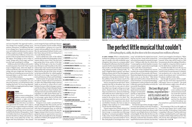 Article Preview: The perfect little musical that couldn't, July 2016 | Maclean's