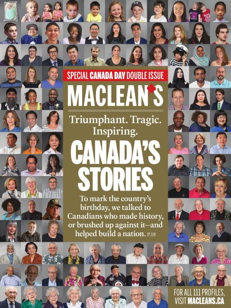 Issue: - JULY 11 & 18, 2016 | Maclean's