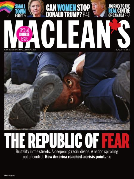 Issue: - August 1, 2016 | Maclean's