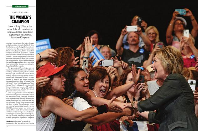 Article Preview: THE WOMEN'S CHAMPION, August 1, 2016 2016 | Maclean's