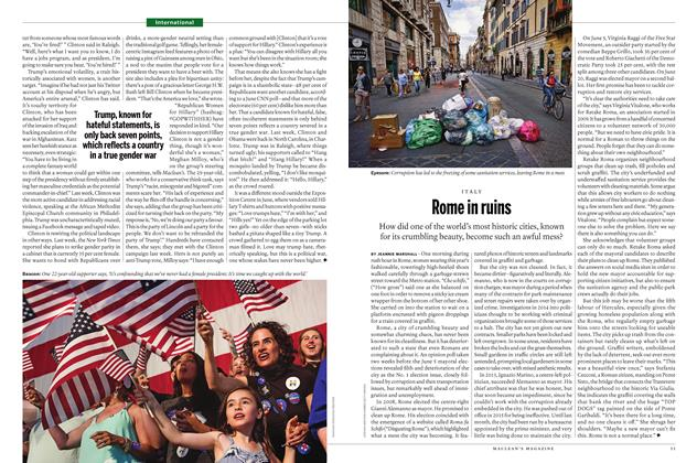 Article Preview: Rome in ruins, August 1 2016 | Maclean's
