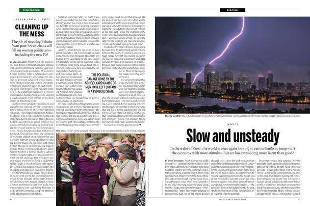 Article Preview: Slow and unsteady, August 1 2016 | Maclean's