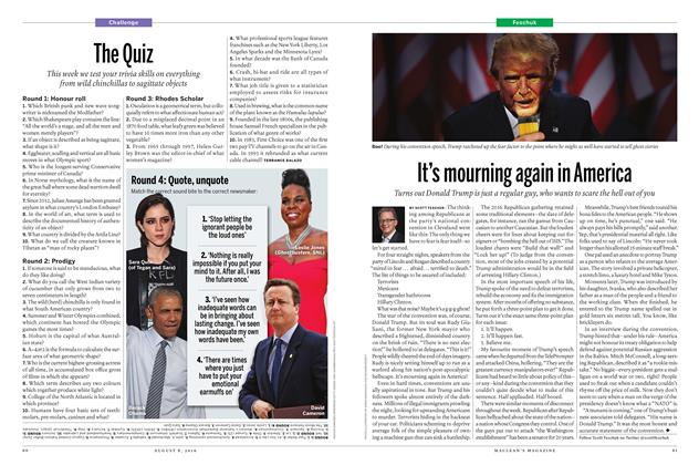 Article Preview: It's mourning again in America, AUGUST 8 2016 | Maclean's