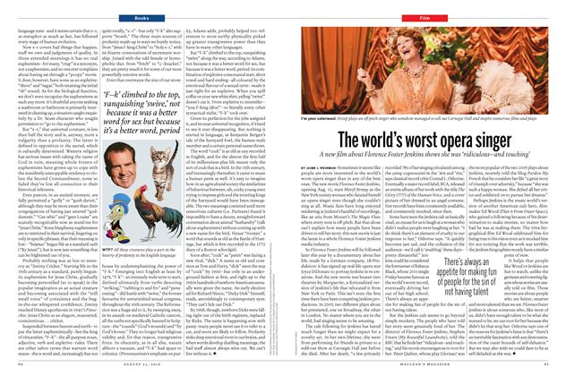 Article Preview: The world's worst opera singer, August  22 2016 | Maclean's