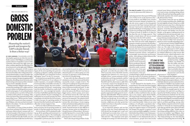 Article Preview: GROSS DOMESTIC PROBLEM, August 29 2016 | Maclean's