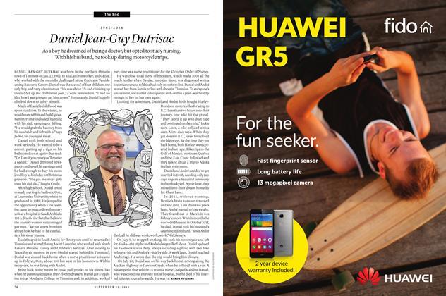 Article Preview: 1962-2016 Daniel Jean-Guy Dutrisac, SEPTEMBER 12 2016 | Maclean's