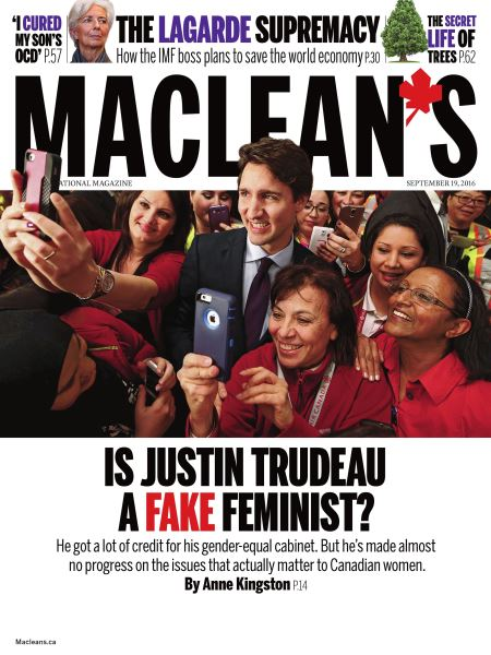 Issue: - September 19, 2016 | Maclean's