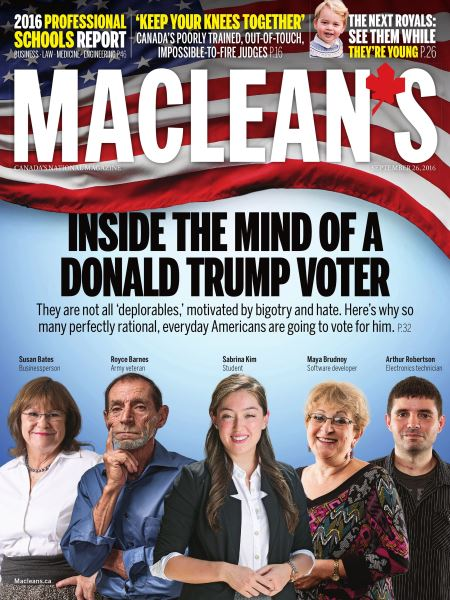Issue: - September 26th, 2016 | Maclean's