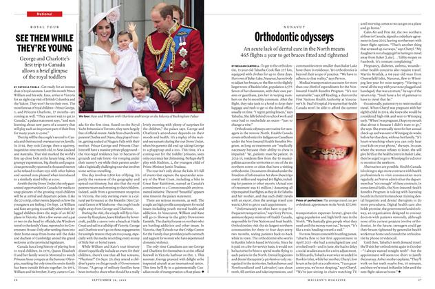 Article Preview: Orthodontic odysseys, September 26th 2016 | Maclean's