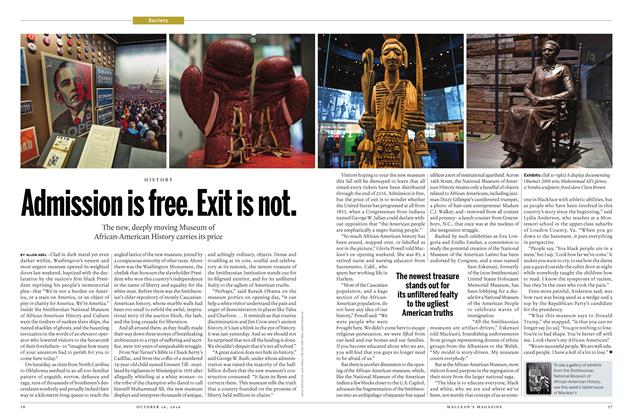 Article Preview: Admission is free. Exit is not., October 10 2016 | Maclean's